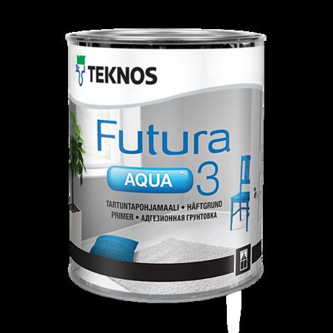 TEKNOS FUTURA AQUA 3/Текнос Футура Аква 3 Адгезионная грунтовка