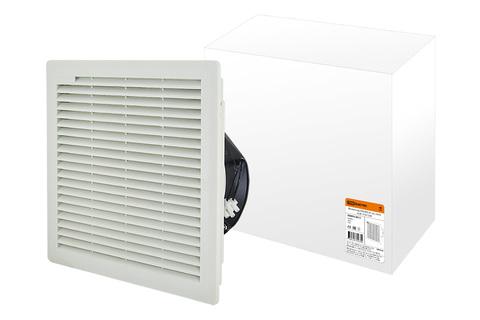Вентилятор 500/360 м3/час 230В 65Вт IP54 TDM