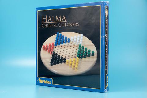 Китайские шашки (Halma)