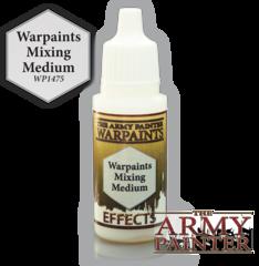 Warpaints Mixing Medium