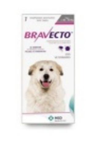 Bravecto Таблетки от блох и клещей, 40- 56кг