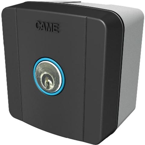SELC1FDG - Ключ-выключатель накладной Came