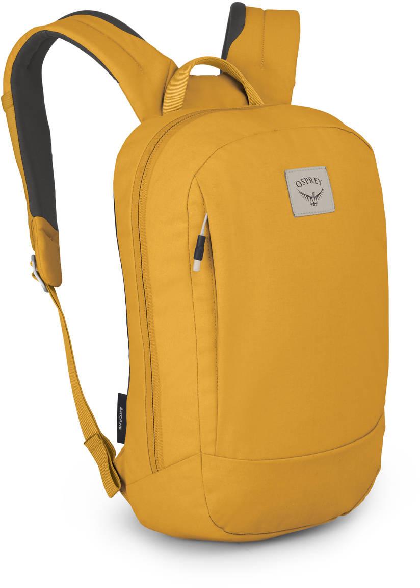 Городские рюкзаки Рюкзак Osprey Arcane Small Day Honeybee Yellow Arcane_Small_Day_S20_Side_Honeybee_Yellow_web.jpg