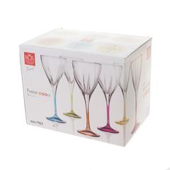 Набор бокалов для вина RCR Fusion 250мл (6 шт), фото 3