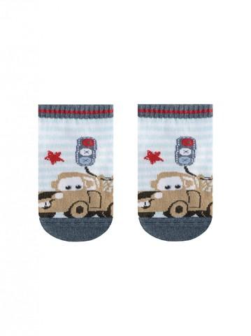 Детские носки ©Disney 17С-136/1СПМ (короткие) рис. 364 Conte Kids