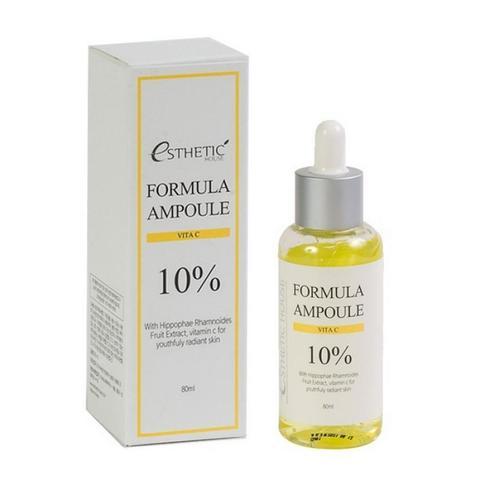 Сыворотка для лица с витамином C ESTHETIC HOUSE FORMULA AMPOULE VITA C 80 мл