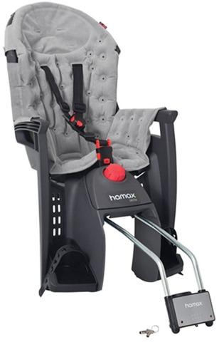 Картинка велокресло Hamax Siesta Premium с замком