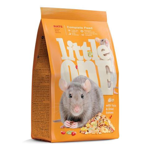 Little One корм для крыс 900г