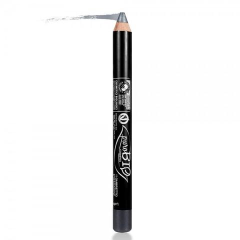 Тени-карандаш PuroBio тон 11 темно-серый, 2,3 гр