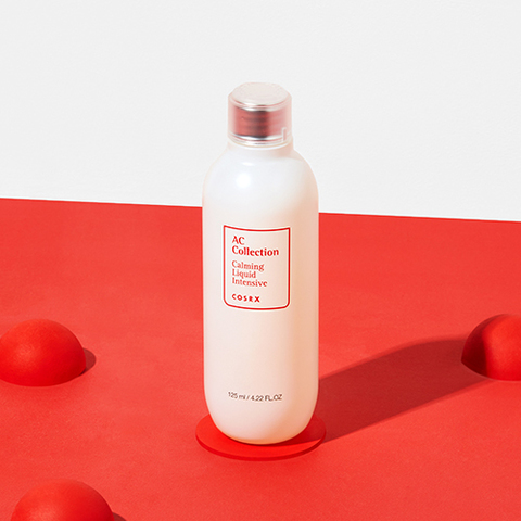 Успокаивающая жидкость для проблемной кожи, 125 мл / Cosrx AC Collection Calming Liquid Intensive