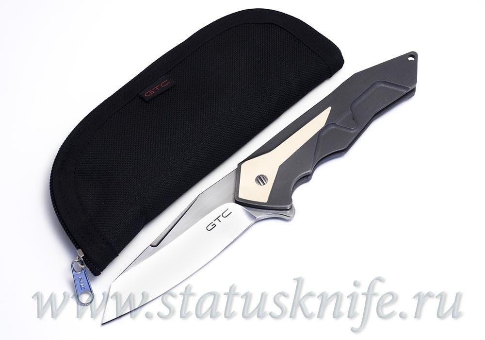Нож GTC Gustavo Cecchini G Force 2 - фотография