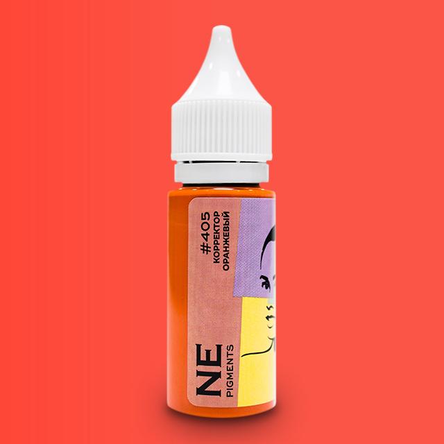Пигмент NE Pigments #405 Оранжевый