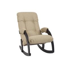 Кресло-качалка Модель 67 ткань