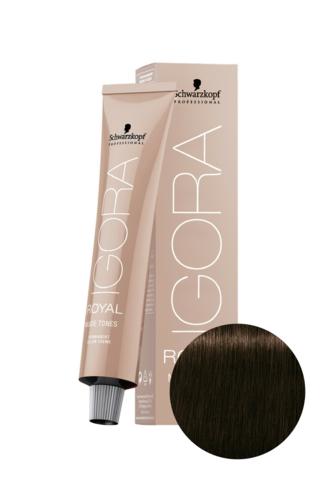 Краситель для волос Igora Royal Nude Tones Collection 4-46 Schwarzkopf Professional, 60 мл