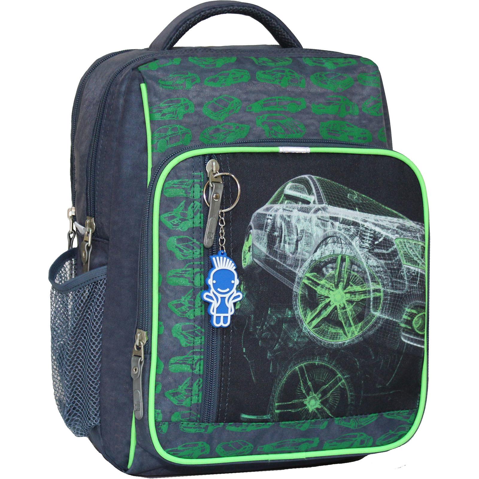 Школьные рюкзаки Рюкзак школьный Bagland Школьник 8 л. Серый (машина 16) (00112702) IMG_8203_атр16М_.JPG