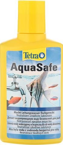 Tetra AquaSafe кондиционер для подготовки воды аквариума 250 мл