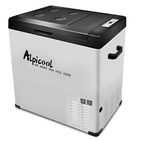 Компрессорный автохолодильник Alpicool C75 (75 л, 12/24/220)