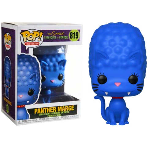 Фигурка Funko Pop! Animation: The Simpsons - Panther Marge