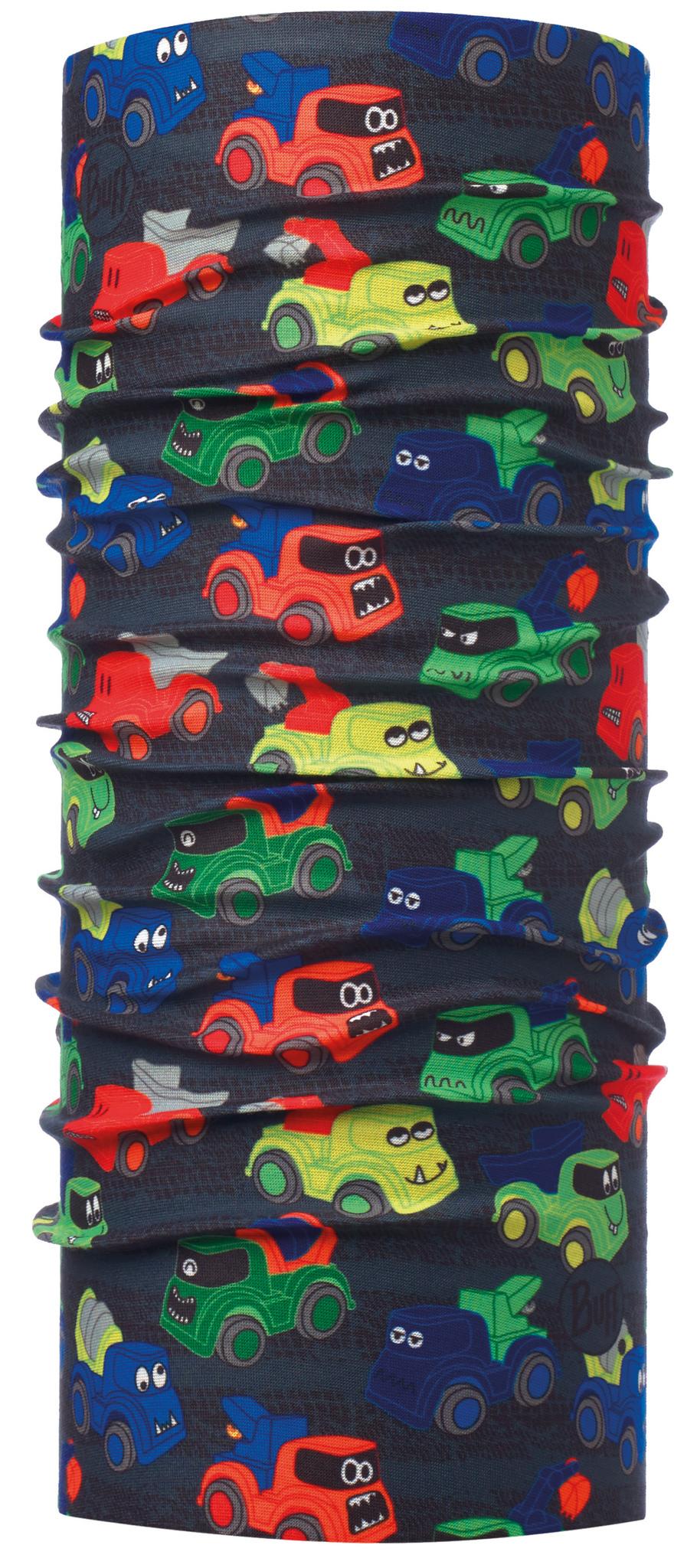 Детские банданы Бандана-труба Buff Wagons Multi 115485.555.10.00.jpg