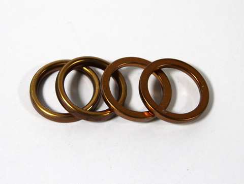 Уплотнительные кольца выпускного коллектора для Honda CB 400 92-08, CB-155