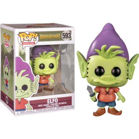 Фигурка Funko Pop! Animation: Disenchantment - Elfo