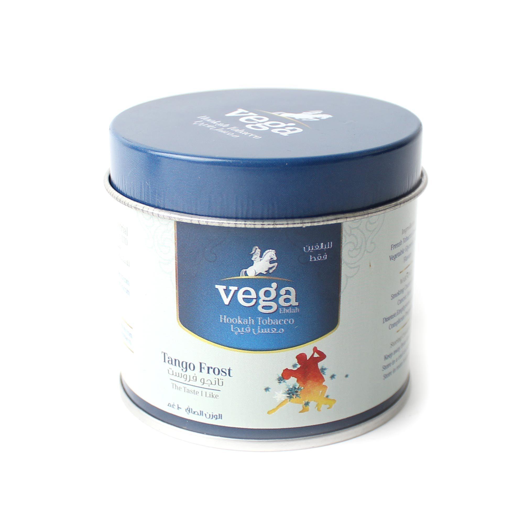 Табак для кальяна VEGA Tangofrost 100 гр