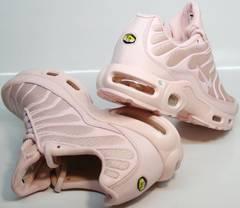 Найк кроссовки розовые Nike Air Max TN Plus
