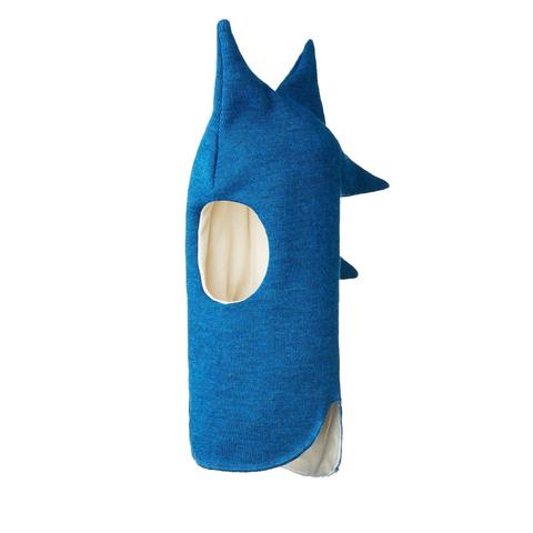 Kivat Wool boys синий ирокез (575/66)