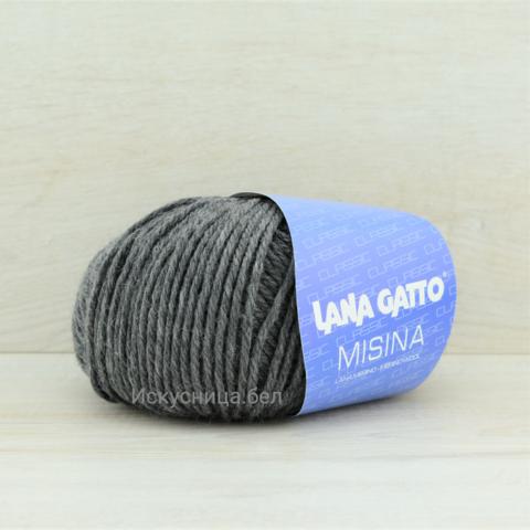 Пряжа Misina (Мисина) Серый. Артикул: 4002