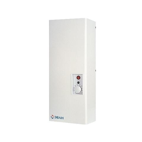 Котел электрический настенный ЭВАН С2 - 6 кВт (220/380В, одноконтурный)