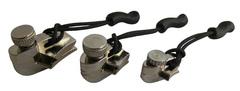 Ремонтный набор для молний, никель, размер М  AceCamp Zipper Repair Nickel, M