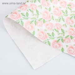 Бумага упаковочная крафтовая Just for you, 50 × 70 см / 5 шт. /