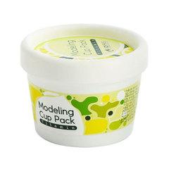 Inoface Modeling Cup Pack With Vitamin C - Осветляющая альгинатная маска с витаминами для возрастной кожи