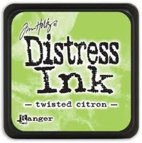 Подушечка Distress Ink Ranger - twisted citron