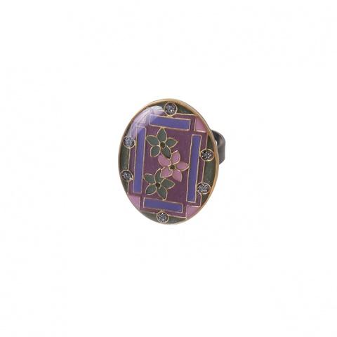 Кольцо Незабудки K75807-7 V