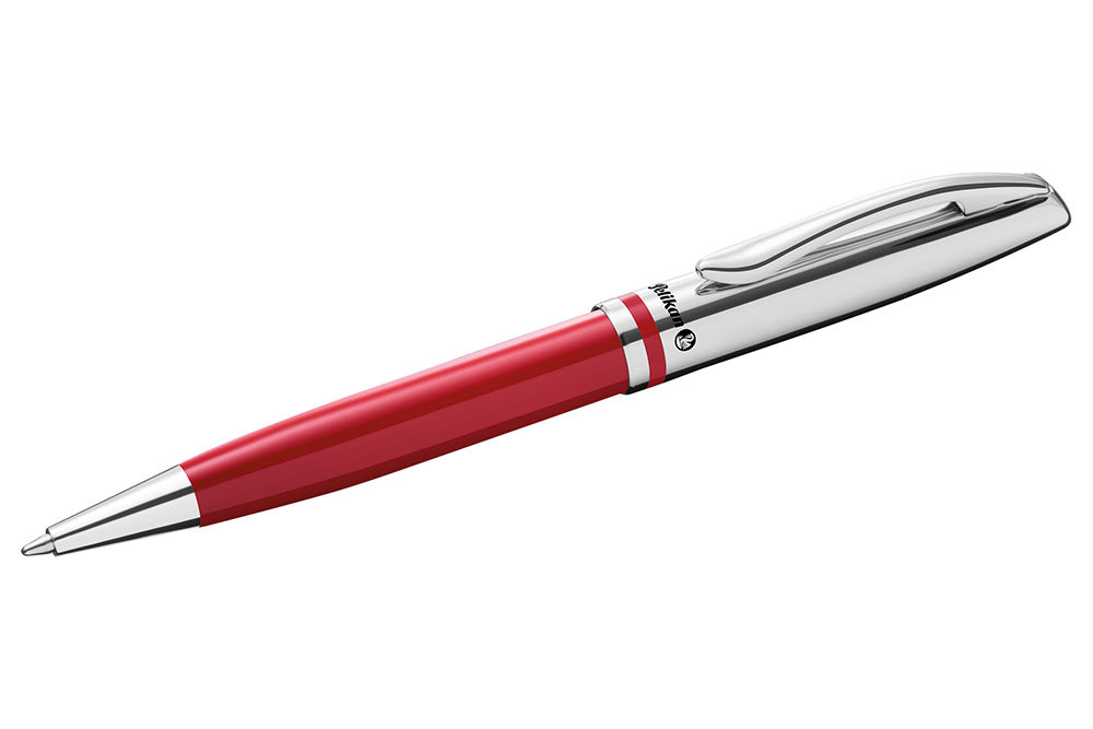 Pelikan Jazz Classic - Red Chrome, шариковая ручка