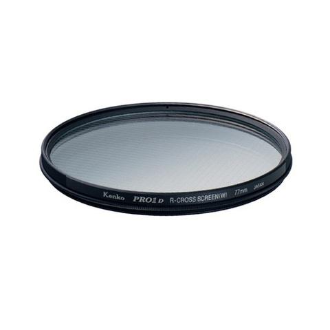 Эффектный фильтр Kenko Pro 1D R-Cross Screen W на 72mm (4 луча)