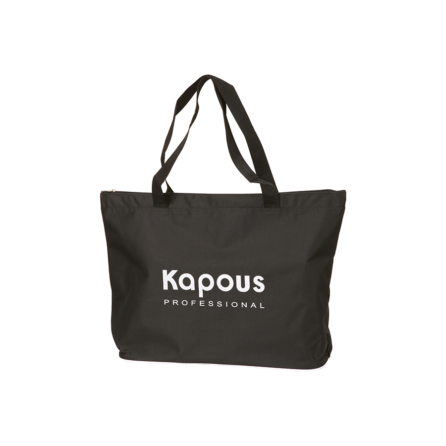 Сумка Профи чёрная Kapous Professional