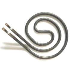 Тэновая конфорка для плит Россиянка, Тэлпа, ЭПТ,без фланца, мощность 1000W, 2 контакта, диаметр 14 см