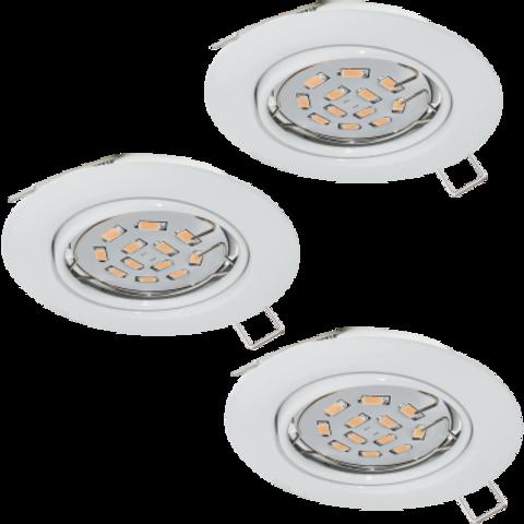 Комплект светильников светодиодных встраиваемых Eglo PENETO 94406