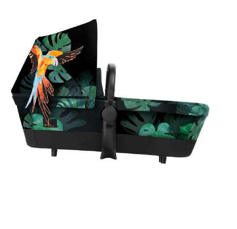 Спальный блок Cybex Lux Carrycot Birds of Paradise