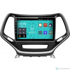 Штатная магнитола 4G/LTE Jeep Cherokee Android 7.1.1 Parafar PF999