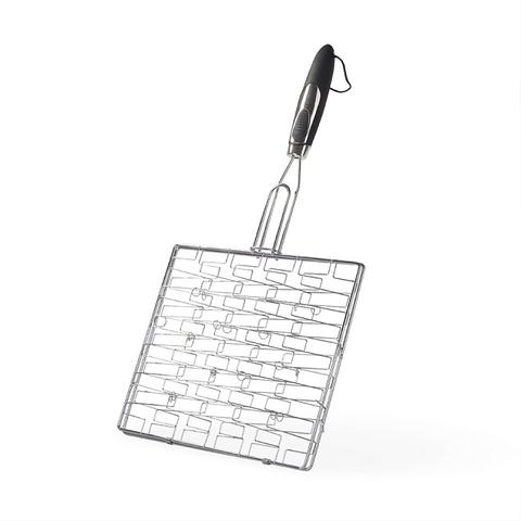 1042 FISSMAN Решетка для барбекю 30x26,5x1,5 см,  купить