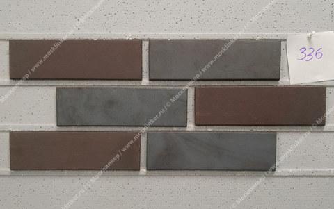 Stroeher - 336 metallic black , Keravette, unglasiert, неглазурованная, гладкая, 240x71x11 - Клинкерная плитка для фасада и внутренней отделки
