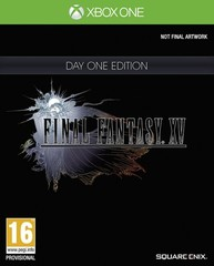 Xbox One Final Fantasy XV. Day One Edition (русские субтитры)