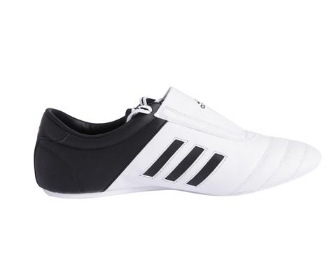 Степки для тхэквондо Adi-Kick 1 бело-черные