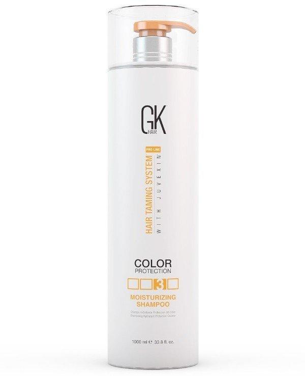 Шампунь Global Keratin Moisturizing Shampoo увлажняющий 1000 мл