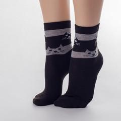 VN072 носки женские, ассортимент 36-41 (3шт)