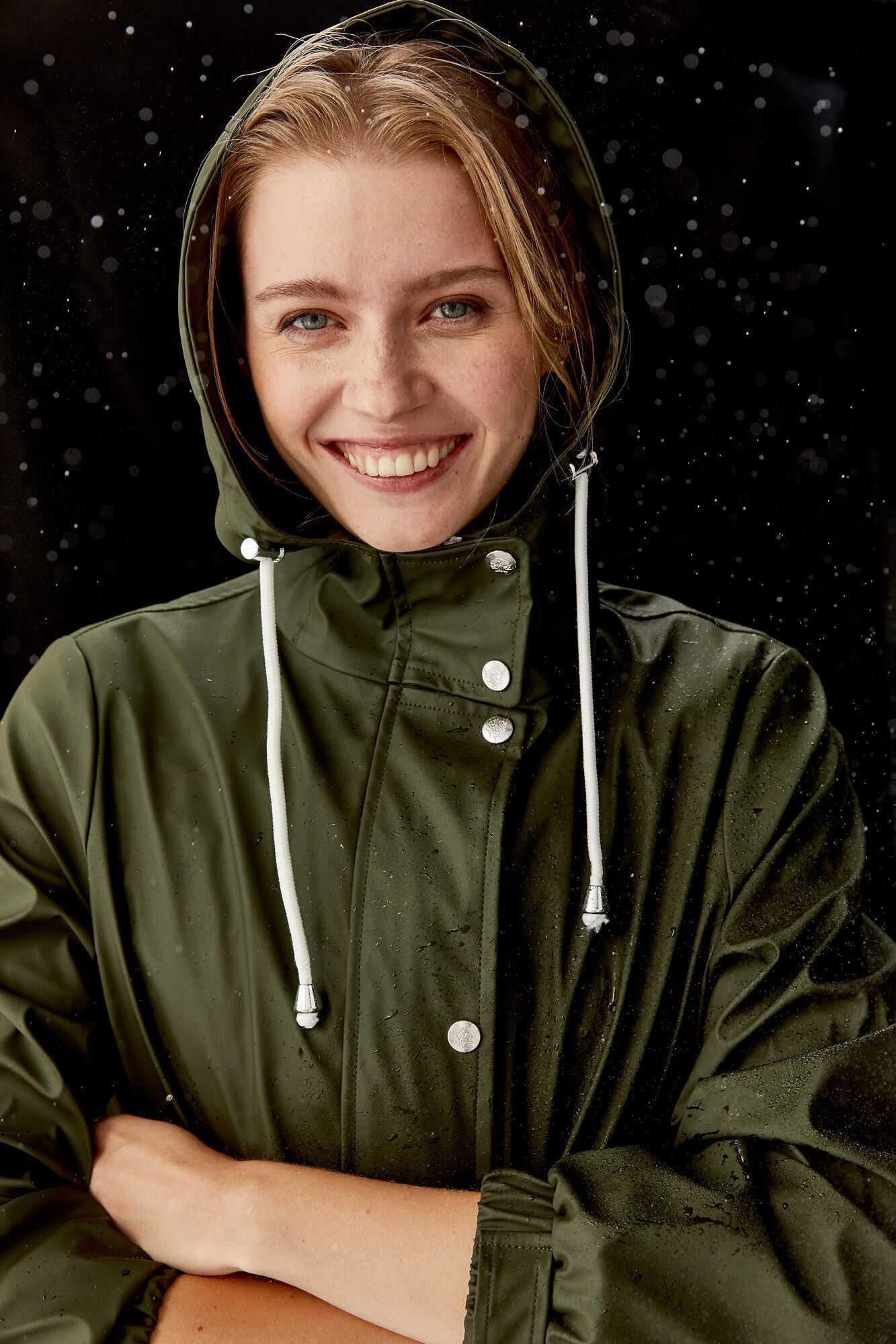 Водонепроникна куртка