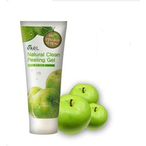Яблочный пилинг - скатка Ekel (180 мл)
